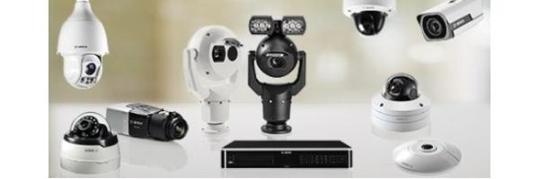 Netzwerk Dome-Kameras