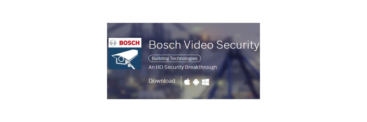 Jetzt verfügbar: Video Security Client 3.0 -