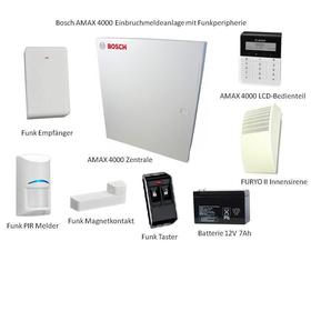 Bosch AMAX 4000 SET FUNK