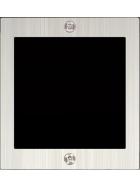 Anthell Electronics AE SAC701B-KC1 Einzelrahmen Edelstahl