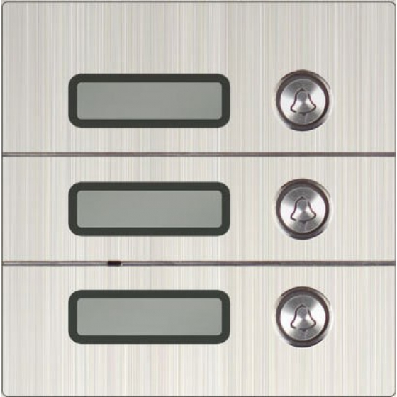 Anthell Electronics Klingeltasten Modul mit drei Klingeltasten & Mikrofon