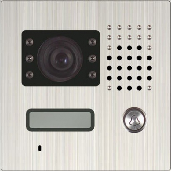 Anthell Electronics AE SAC701DN-CK Kamera Modul Edelstahl, Klingeltaste 110°