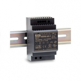 Meanwell HDR-60-15 13,5~16,5V DC Hutschienennetzteil 4A