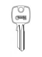 ERREBI TK7R Schlüsselrohling für TOK-WINKHAUS