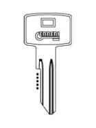 ERREBI PH4SL Schlüsselrohling für PFAFFENHAIN