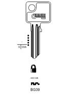 ERREBI BG39 Schlüsselrohling für BURG