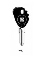 Silca Fahrzeugschlüssel Zünd- und Lenkradschloß
