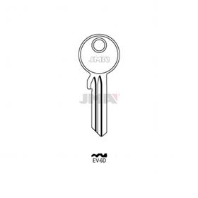 JMA EV-6D Schlüsselrohling für Evva - Profil A