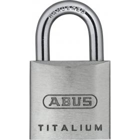 ABUS 64TI TITALIUM-Hangschloss gleichschließend