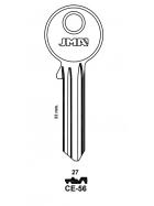 JMA CE-56 Schlüsselrohling für Anlagen CES