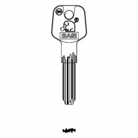 BASI BM Schlüsselrohling