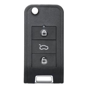 Silca CIRFH1 Remote Car Key für Audi, Ford, Hyundai,...
