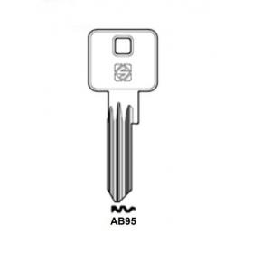 Silca AB95 Schlüsselrohling für ABUS