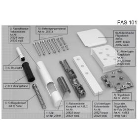 ABUS FAS101 Ersatzteile