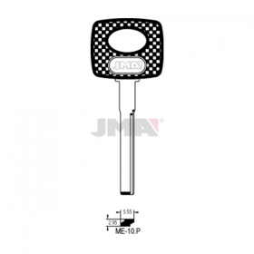 JMA ME-10P Zylinder-Schlüsselrohling für Mercedes