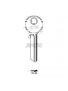JMA YA-28 Zylinder-Schlüsselrohling Standard - Yale