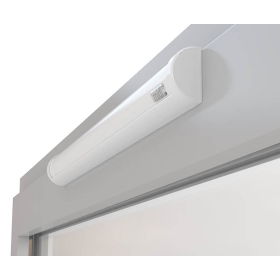 SIEGENIA Aeromat Midi Fensterlüfter mit optionaler Schalldämmung