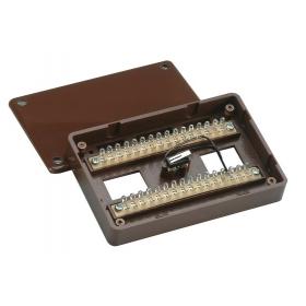ABUS VT4100B Aufputz-Lötverteiler 32-polig VdS C...