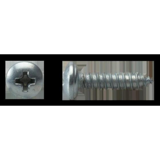 Dresselhaus Kappenschraube ohne Kappe 3,9 mm