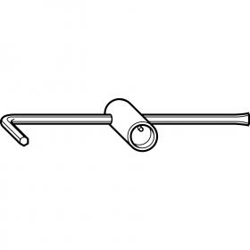 ROTO NT Einstellwerkzeug Verstellwerkzeug für V-Zapfen