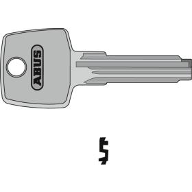 ABUS Schlüsselrohling für D6,D10,D6X,96TI,98TI