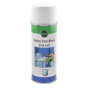 RECA arecal GALVA ZINC Basic Zinkspray hellgrau 400 ml