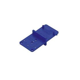 Hettich 0000351 Bohrschablone Bohrlehre Multi Blue