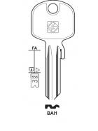 Silca BAI1 Schlüsselrohling für BASI