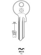Silca BK1X Schlüsselrohling für BKS