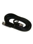 B&S TECHNOLOGY BNC-Kabel steckerfertig, 5 Meter