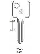 Silca CS85 Schlüsselrohling für CISA