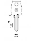 Silca EU1R Schlüsselrohling für EURO LOCKS