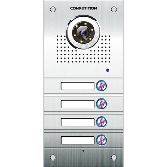 Anthell Electronics AE SAC563C-CK(4) 4 Klingeltasten