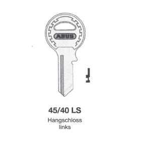 ABUS Schlüsselrohling 45/40 LS