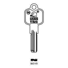 BASI V55 Bohrmulden-Schlüsselrohling TOP MS