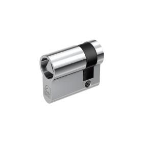 BASI Dreikant-Halbzylinder 10/30 mm
