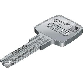 ABUS ECCR690NP Außenzylinder Rundzylinder inklusive Sicherungskarte 3 Schlüssel