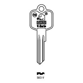 BASI V50 Zylinder Schlüsselrohling TOP