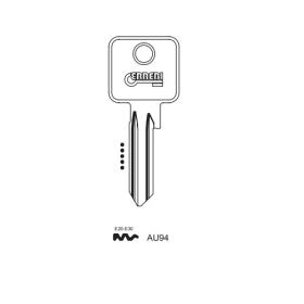 ERREBI AU94 Schlüsselrohling für ABUS