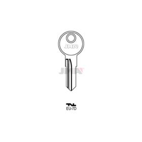 JMA EU-7D Schlüsselrohling für EURO-LOCKS