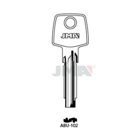 JMA ABU-102 Bohrmulden-Schlüsselrohling