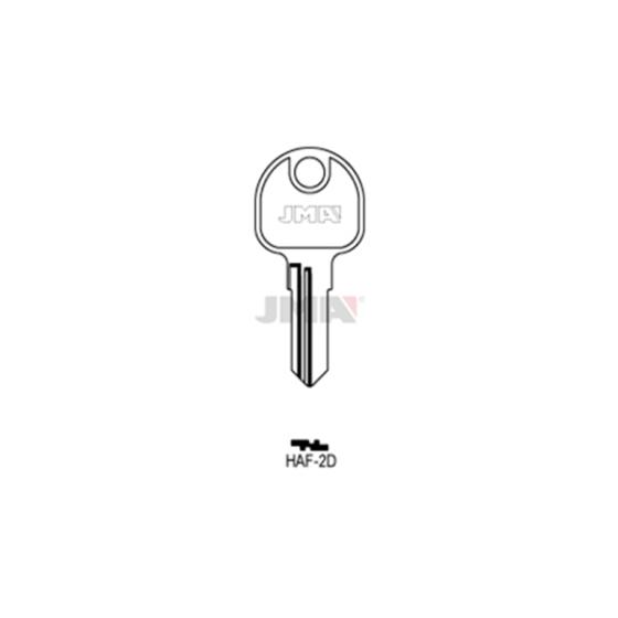 JMA HAF-2D Schlüsselrohling für Haefele