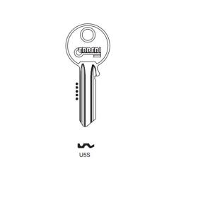 ERREBI U5S Schlüsselrohling