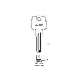 JMA ABU-16 Bohrmulden-Schlüsselrohling