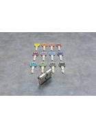ABUS XP20S Mehrschlüssel mit Design-Clip