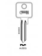 ERREBI AU5DQ Schlüsselrohling für ABUS