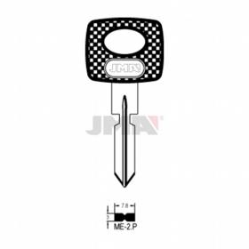 JMA ME-2P Zylinder-Schlüsselrohling Mercedes