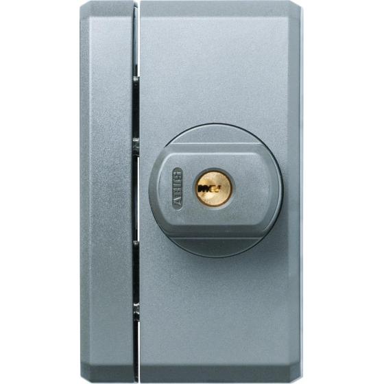 Abus Fts96a S Al0125 Fenstersicherung Mit Alarm Silber 95 90