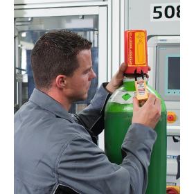 ABUS P606 Gasflaschenverriegelung