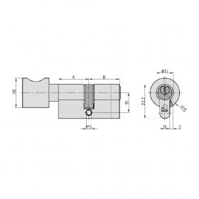 AS modus - K30/35 mm